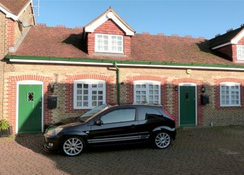 1 bed terraced house for sale in Breakspear Mews, Breakspear Road North, Harefield, Middlesex UB9