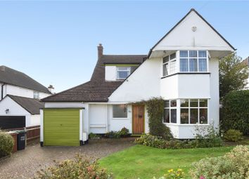 Thumbnail 3 bed detached house for sale in Hill Rise, Rickmansworth, Hertfordshire
