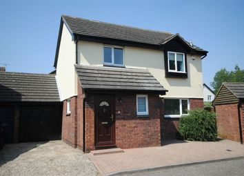 Thumbnail 3 bed detached house to rent in Aldridge Close, Chelmer Village, Chelmsford