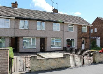 Thumbnail 3 bed terraced house for sale in Wharncliffe Road, Retford
