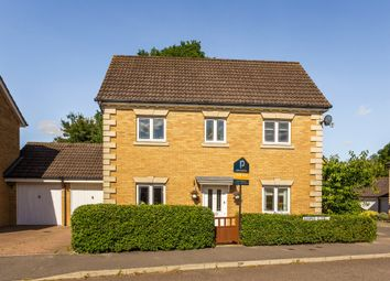 Thumbnail 3 bed link-detached house for sale in Juniper Close, Oxted