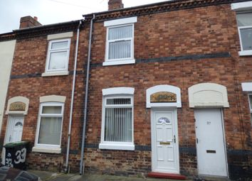 Thumbnail 2 bedroom terraced house to rent in Rutland Street, Hanley, Stoke-On-Trent