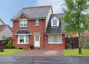 Thumbnail 4 bed detached house for sale in Parkholm Drive, Glasgow