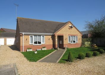 Thumbnail 3 bed detached bungalow for sale in Mayfair Gardens, Wisbech St. Mary, Wisbech