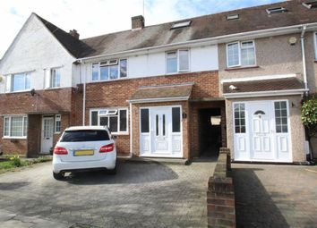 Thumbnail 3 bed terraced house for sale in Down Way, Northolt, Middlesex