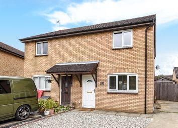Thumbnail 3 bedroom semi-detached house for sale in Duffield Close, Abingdon