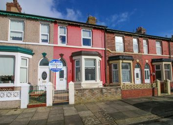 Thumbnail 3 bed terraced house for sale in Promenade Road, Fleetwood