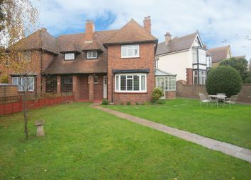 Thumbnail 3 bed semi-detached house for sale in St. Leonards Road, Deal