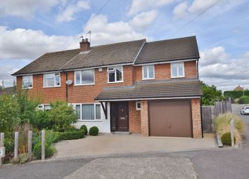 Thumbnail 4 bed semi-detached house to rent in Lashlake Road, Thame