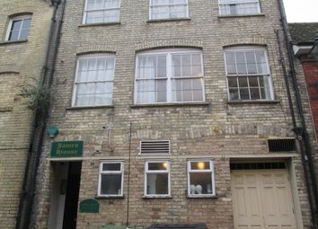 Thumbnail 1 bedroom flat to rent in James House, Upper King Street, Royston C166L