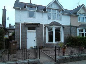 Thumbnail 4 bed semi-detached house to rent in Whitehall Terrace, West End
