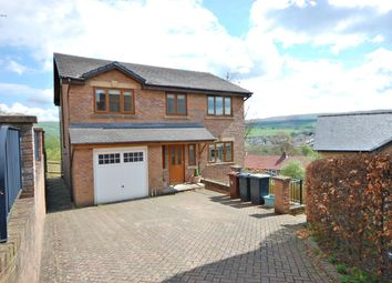 Thumbnail 4 bed detached house for sale in Heather Falls, New Mills