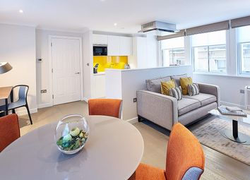 Thumbnail 1 bed flat to rent in Calico House, Bow Lane, London