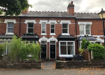 Thumbnail 2 bed terraced house to rent in Lyndon Road, Sutton Coldfield