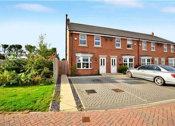 Thumbnail 3 bed end terrace house for sale in Wentworth Close, Gilberdyke