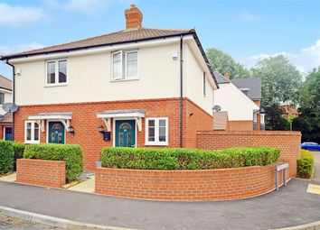Thumbnail 2 bedroom semi-detached house for sale in Fitzgerald Road, Little Billing, Northampton