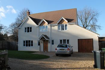 Thumbnail 4 bed detached house to rent in Weymouth Street, Warminster