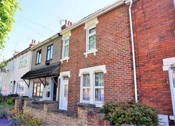 Thumbnail 3 bed terraced house for sale in Cheney Manor Road, Swindon