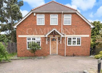 Thumbnail 4 bedroom detached house for sale in Feeny Close, Dollis Hill