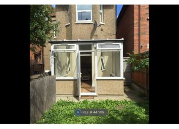 Thumbnail 1 bed flat to rent in Lowlands Road, London