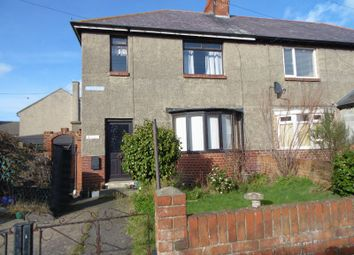 Thumbnail 3 bed semi-detached house for sale in Sea View, Amble, Morpeth
