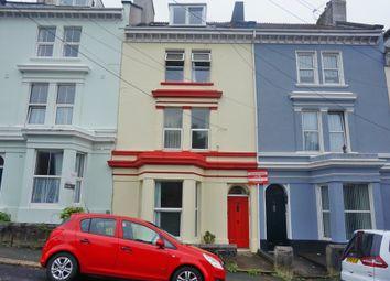 Thumbnail 2 bedroom flat for sale in Walker Terrace, Plymouth