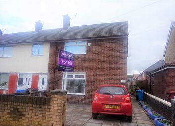 Thumbnail 2 bed semi-detached house for sale in Camborne Avenue, Liverpool