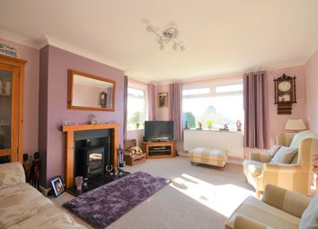 Thumbnail 3 bedroom detached bungalow to rent in Berry Mead, Wroxall, Ventnor