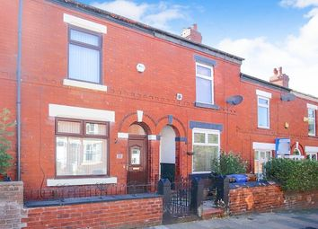 Thumbnail 2 bed terraced house to rent in Athens Street, Stockport
