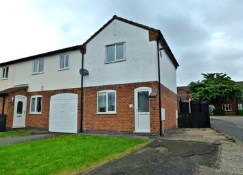 Thumbnail 2 bed end terrace house to rent in Amberwood, Newhall, Swadlincote
