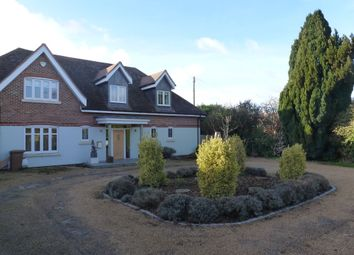 Thumbnail 5 bed detached house to rent in St Johns Road, Farnham