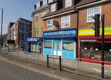 Thumbnail Commercial property to let in The Broadway, Harrow, Middlesex
