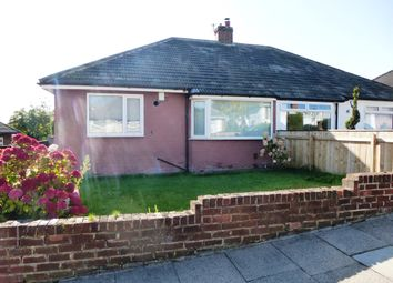 Thumbnail 2 bed semi-detached bungalow for sale in Lorrain Grove, Stockton-On-Tees
