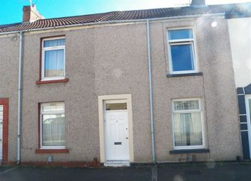 Thumbnail 3 bedroom terraced house for sale in Western Street, Swansea