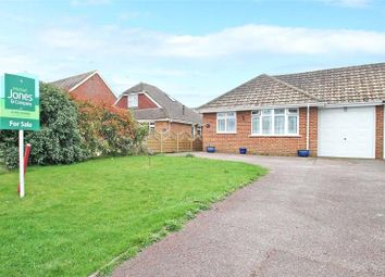Thumbnail 2 bed bungalow for sale in Old Worthing Road, East Preston, West Sussex
