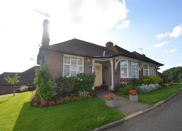 Thumbnail 2 bed semi-detached bungalow for sale in Chalet Estate, Hammers Lane, London