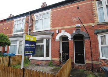 Thumbnail 3 bedroom terraced house to rent in Ferndale, Goddard Avenue, Hull