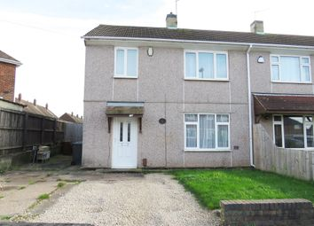 Thumbnail 3 bed semi-detached house for sale in Winster Road, Chaddesden, Derby