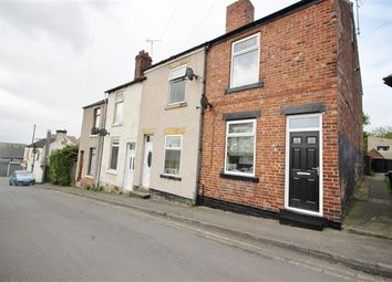 Thumbnail 3 bedroom end terrace house for sale in Park Street, Swallownest, Sheffield