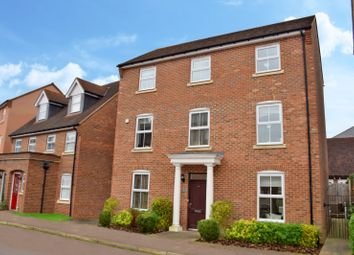 Thumbnail 5 bed detached house for sale in Carters Drive, Stansted, Essex