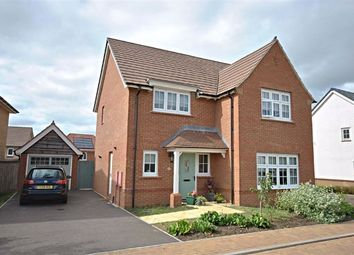 Thumbnail 4 bed detached house for sale in Grange Paddock, Broughton, Kettering