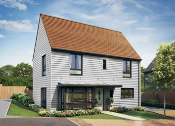 Thumbnail 3 bedroom detached house for sale in The Albourne, Halstead Lanes, Kings Road, West End, Woking, Surrey