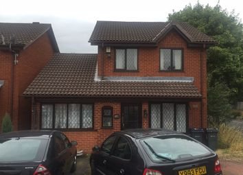 Thumbnail 3 bed detached house for sale in Dacer Close, Kings Norton, Birmingham
