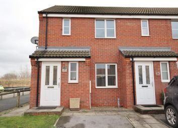 Thumbnail 2 bed end terrace house for sale in Mulberry Close, Selby