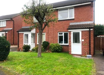 Thumbnail 2 bed property to rent in Abbotsford Road, Lichfield