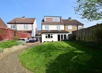 Thumbnail 5 bed semi-detached house for sale in Harold Road, Dartford, Kent