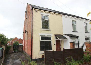 3 bed end terrace house to rent in Nottingham Road, Spondon, Derby DE21