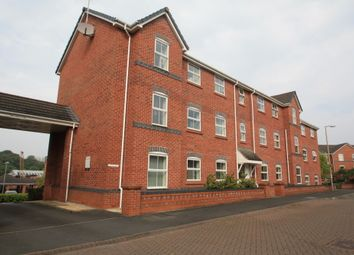 Thumbnail 2 bed flat to rent in Flat 21 Eaton Court, Wrenbury Drive, Northwich, Cheshire