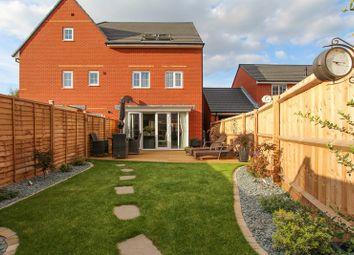 Thumbnail 4 bed semi-detached house for sale in Goldcrest Walk, Keynsham, Bristol