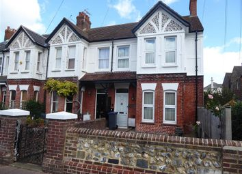 Harrow Road, Worthing, West Sussex BN11. 4 bed end terrace house